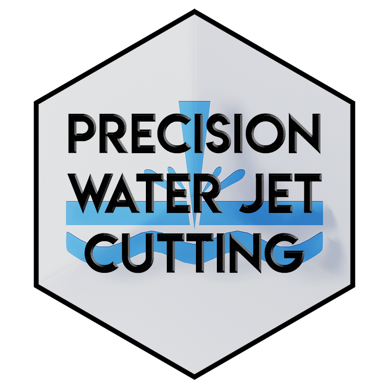 Precision Water Jet Cutting